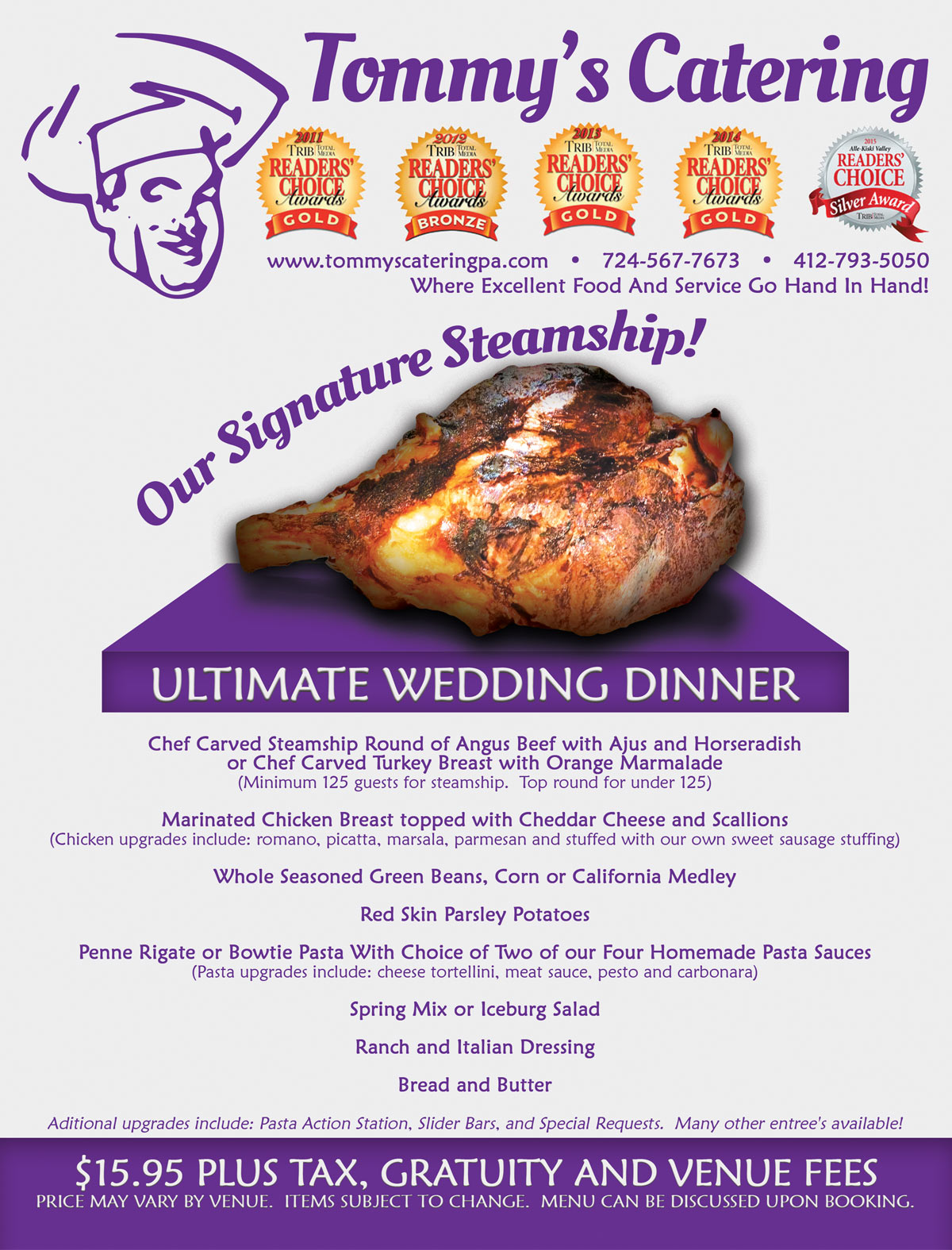 Tommy S Catering